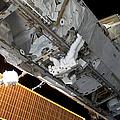 Astronaut Traverses by Stocktrek Images