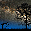 Astronomy by Larry Landolfi and Photo Researchers