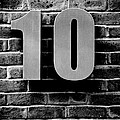 At Number 10 by Jez C Self