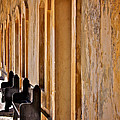 At The Castillo De San Cristobal by Jarrod Erbe