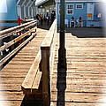 At The Piers End by Customikes Fun Photography and Film Aka K Mikael Wallin