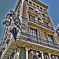 At The Plaza De La Boqueria ... by Juergen Weiss
