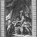Atalanta And Meleager by Granger