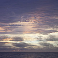 Atlantic Ocean Sunrise 1 by Teresa Mucha