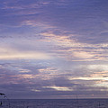 Atlantic Ocean Sunrise 3 by Teresa Mucha