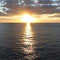 Atlantic Sunrise by Carol Turner