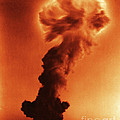 Atomic Bomb Explosion by Omikron