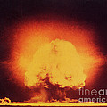 Atomic Bomb Explosion by Science Source