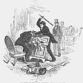 Attack On Sumner, 1856 by Granger
