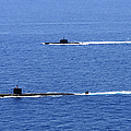 Attack Submarine Uss Alexandria by Stocktrek Images