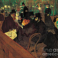Au Moulin Rouge by Pg Reproductions