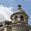 Au Printemps - Paris by Jon Berghoff