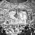 August Belmont (1816-1890) by Granger