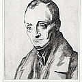 Auguste Comte, French Philosopher by Humanities & Social Sciences Librarynew York Public Library