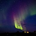 Aurora Australis by David Barringhaus