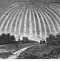 Aurora Borealis, 1837 by Granger