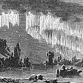 Aurora Borealis, 1868 by Granger