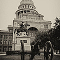 Austin Capitol by Lisa  Spencer