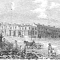Australia: Melbourne, 1853 by Granger