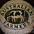 Australian Farmers by Therese Alcorn
