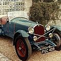 Auto: Alfa-romeo, 1933 by Granger