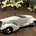 Auto: Auburn, 1935 by Granger