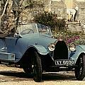 Auto: Bugatti Type, 1925 by Granger