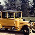 Auto: Daimler, 1913 by Granger