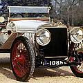 Auto: Hispano-suiza, 1912 by Granger