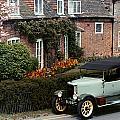 Auto: Jowett, 1927 by Granger