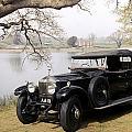 Auto: Rolls-royce, 1925 by Granger