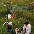 Automated Weather Monitoring Station by David Parker