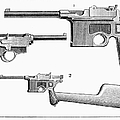 Automatic Pistols by Granger