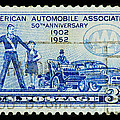 Automobile Association Of America by Andy Prendy