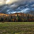 Autumn -- Foothills - Maine by Thomas J Martin