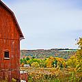 Autumn At The Farm by Sara Frank