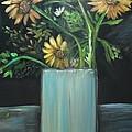 Autumn Bouquet by Linda Morrison
