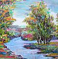 Autumn Brilliant Color by Patricia Taylor