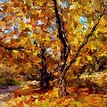 Autumn Colors 3 by Yury Malkov