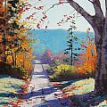 Autumn Delight by Graham Gercken