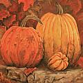 Autumn Harvest by Peggy McMahan