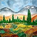 Autumn In Alaska by Don L Williams