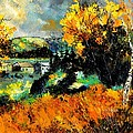 Autumn In Ardennes 672101 by Pol Ledent