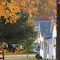 Autumn In Nebraska City No.4 by Christine Belt