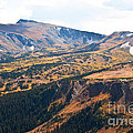 Autumn In Rocky Mountain National Park by Bob and Nancy Kendrick