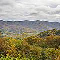 Autumn In Shenandoah National Park by Pierre Leclerc Photography
