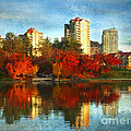 Autumn In The City by Tara Turner