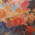 Autumn Leaves by Janine Casse
