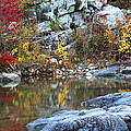 Autumn On The Black River 1 by Greg Matchick