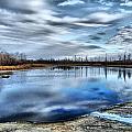 Autumn Reflection by Blair Wainman